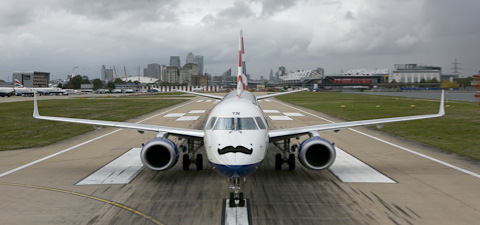 British Airways и Movember