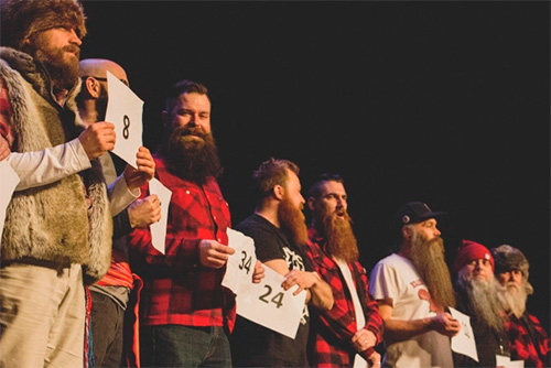 «Beard Growing Contest»