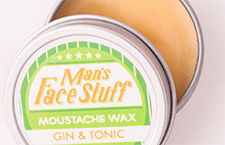 Воск для усов Man's Face Stuff
