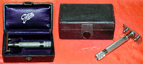 Gillette Single Ring, 1907 год