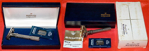 Gillette Slim Handle I4, 1963 год