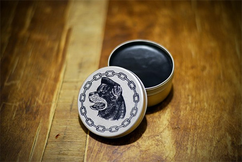 Black Dog Hair Pomade