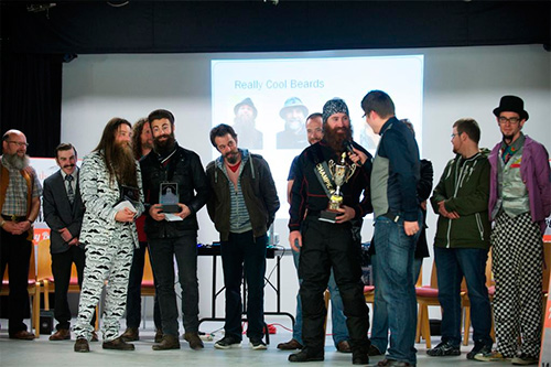 Ireland's Best Beard & Moustache Championships