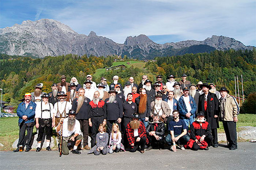 World Beard and Moustache Championships, Austria