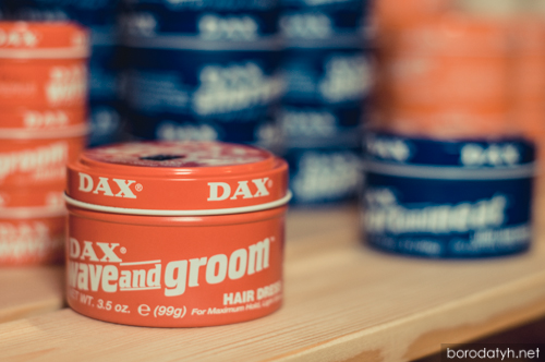 Pomades.ru – DAX wave and groom